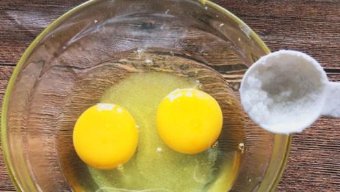 鸡蛋跟它混合,每天晚上用它敷脸,7天皮肤光滑水嫩,年轻20岁!