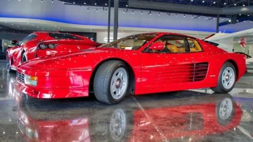 超级跑车展厅,有你喜欢的吗?