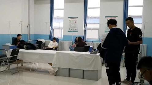 学生曝食堂吃饭后腹泻,学校膳食中心:新开食堂,食物已留样