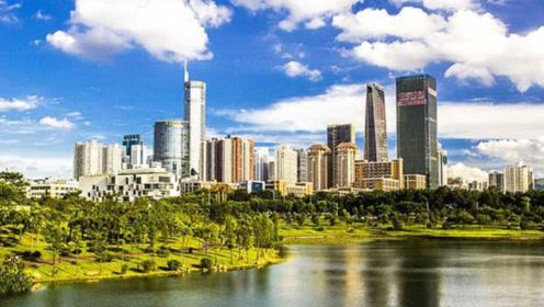 """中国绿化""""最好""""城市,覆盖率达40.08%,全是一片令人舒心的绿植"""