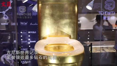 黄金钻石马桶了解一下?