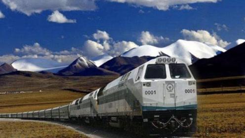为啥一到青藏铁路,我国的火车头就要换成美国的?看完明白了