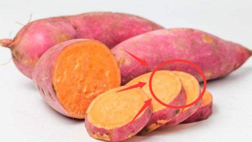 """吃红薯虽好但要注意""""2大禁忌"""",很多人不清楚,早知早受益"""