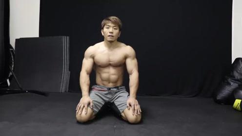 告别健身房的器械,在家就可以做的睡前运动,也能练就一身肌肉