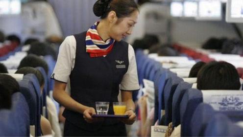 太害羞,飞机上不敢要第二份餐?空姐:不用害羞,满足你!