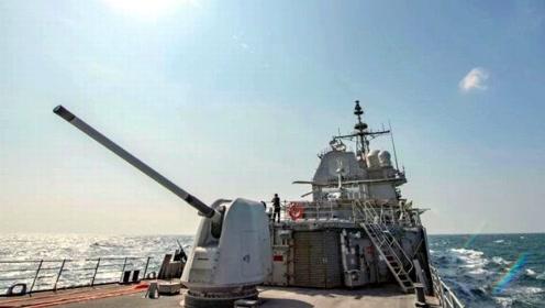 美战舰穿越台海时遭中方舰机监视,美媒:此次穿越可能激怒中国