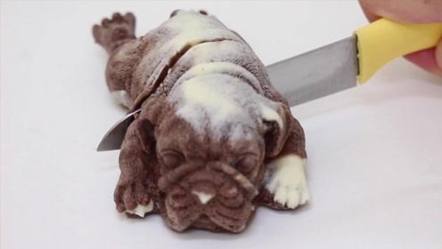 因为做的蛋糕太逼真,面包师竟被网友疯狂攻击,被指责虐待小动物