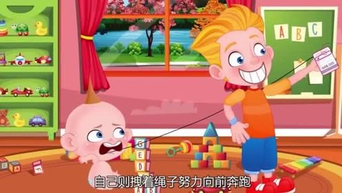 """男孩哭闹不止,竟是""""蛀牙""""在搞鬼,全家人使出浑身解数来拔牙!"""
