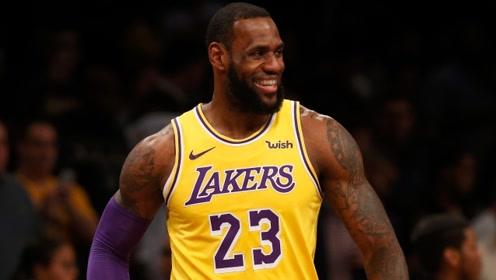 NBA球星搞笑系列之——小皇帝詹姆斯