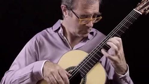 古典吉他演奏《魔鬼随想曲》优美琴声 回味经典