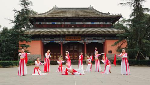 中国舞《初见》,你将为谁而归?