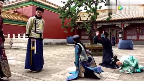 """如懿传:太监大喊""""皇上该死""""!霍建华快憋笑出内伤了"""