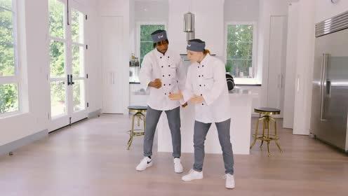 当厨师碰上Popping,如何跳着舞做菜?来看看这部短片