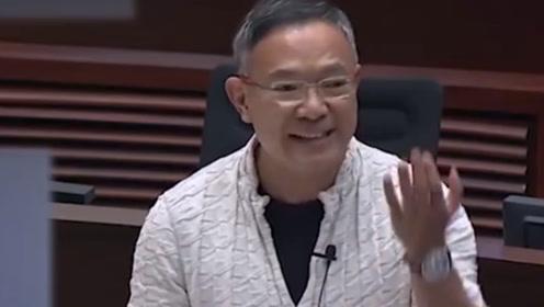 香港律师谢伟俊怒批政务司:不只警方要执法,司法也要执法!