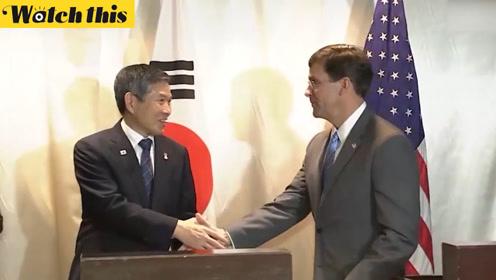 韩美国防部长官举行会谈 韩美将推迟空中联合军演