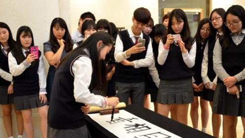 韩国留学生来中国留学,进入食堂后迷茫了:你们竟管这叫食堂?