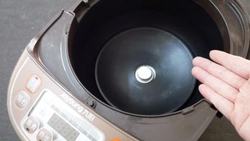 电饭煲这里不清洗,等于吃细菌,别不在意,学会了干净卫生