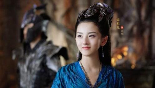 《九州缥缈录》女主宋祖儿镜头剪辑,你喜欢这个羽然角色吗?