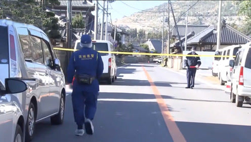 日媒:一名自称中国人男子在日本街头被刺重伤,身中十余刀