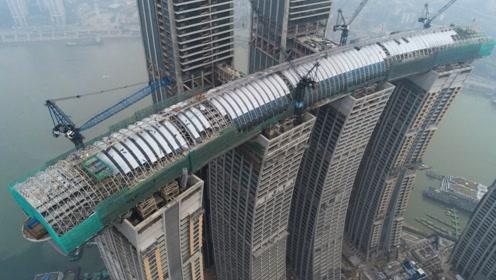 """厉害了我的国!这些中国制造的""""奇迹建筑"""",老外看得目瞪口呆"""