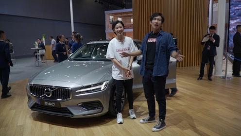 不加长的S60还香不香?广州车展体验全新沃尔沃S60