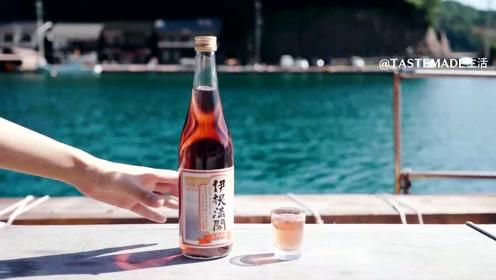 清酒、鱿鱼刺身……来自海之京都的美食,是大自然的纯朴馈赠。