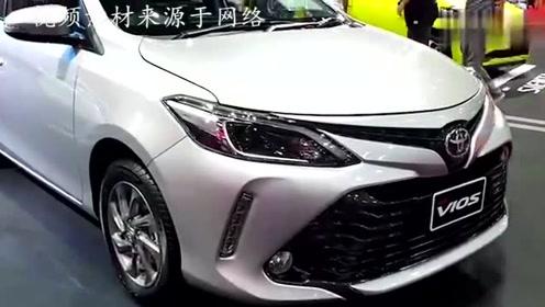 这货是丰田最便宜的车,6万起步的代步车,1公里油耗仅3毛3