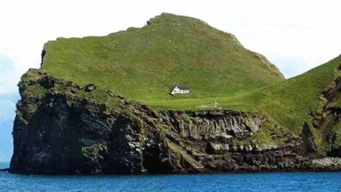 """世界上""""最孤独""""的豪宅,独自霸占了一座岛,风景分外迷人!"""