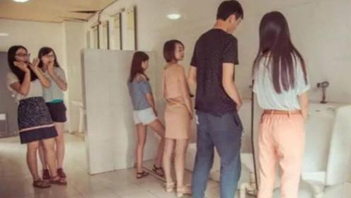 """泰国""""人妖""""怎么选择厕所?男厕还是女厕呢?今天总算弄清楚了"""
