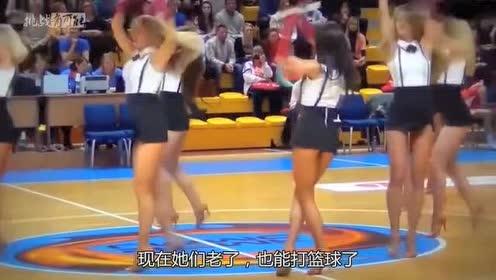 当你老了想做什么国外一群老奶奶组成篮球队80岁才能进队!