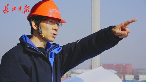 """北湖污水处理厂项目经理袁哲:化沉井涌水险情,调施工""""撞车""""难题"""