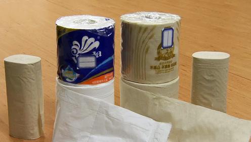 本色卫生纸比白色卫生纸更健康,是真的吗?