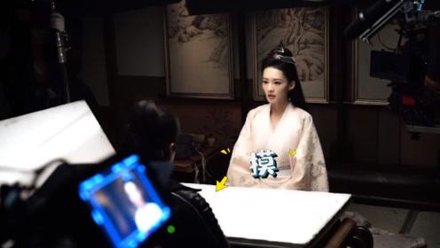 《庆余年》幕后花絮,张若昀李沁片场尬舞不停,说好的美美的谈恋爱的呢?