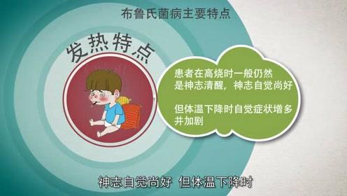 健康教育公益宣传片《布鲁氏菌病防治》