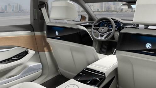 """大众再添""""猛将""""!新SUV油耗2.7L还配四驱,档次比奔驰GLC还高!"""