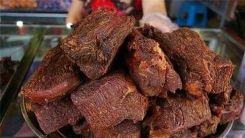 一斤生牛肉能卤出多少熟牛肉?怪不得商家都爱卖卤牛肉,能挣不少钱