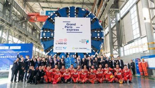中国超级装备首次出口世界制造强国,外国人:轮到我们向中国取经