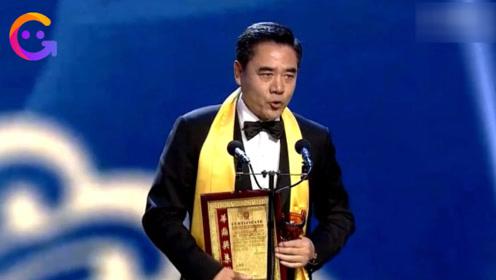 陈宝国获华鼎奖最佳男主,老戏骨获奖感言超有趣,和作品都是配套的