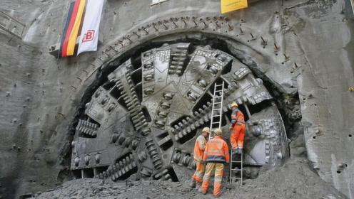 国内地铁挖那么深,为啥没见土运出来?看完明白了