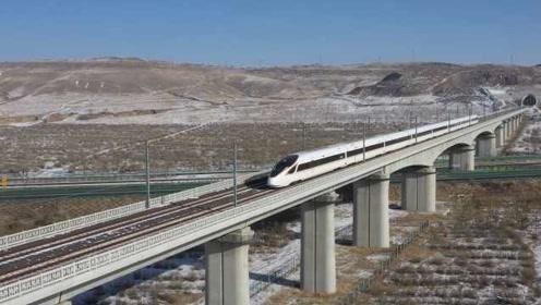 内蒙古首条进京高铁将开通,呼和浩特到北京最快2小时18分