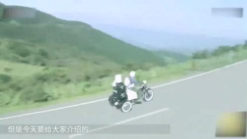 日本打造奇葩摩托车,靠粪便提供动力,隔着屏幕能闻到味!