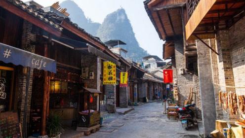 """广西""""最受欢迎""""古镇,三国时期就已存在,景色极美,你去过吗?"""
