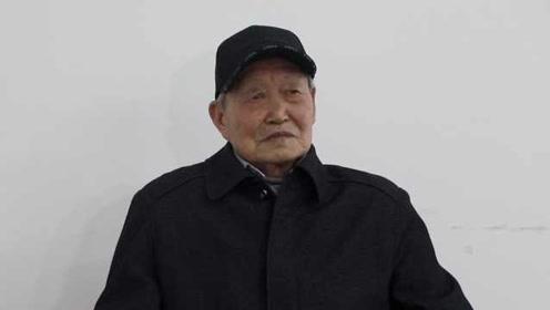 幸存者岑洪桂:南京大屠杀是800年忘不了的痛,永远都不会忘