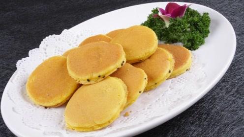 误打误撞做出来的美食,蛋香地瓜玉米面饼
