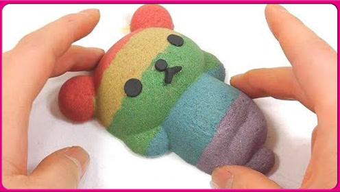 diy手工制作玩具黏土小熊 小伶玩具 火影忍者 海贼王 龙珠超
