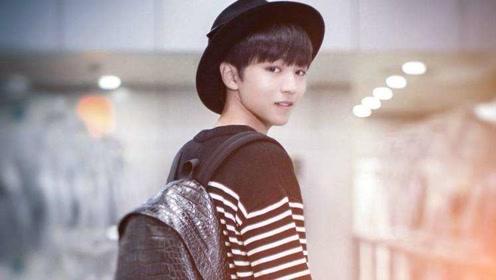 王俊凯18岁生日愿望竟是长高到1米8?