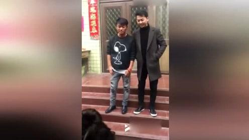 """王宝强回乡过年秒变""""观光景点"""" 出手阔绰大方宴客"""