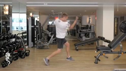 职业拳手教你3种上勾拳的正确发力动作!拳击新手上勾拳基础训练