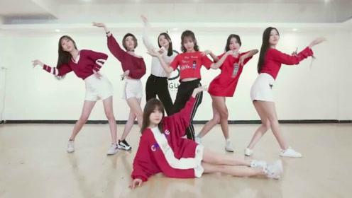 SING女团最新单曲《千年》练习室版,太妩媚了,众网友纷纷表白