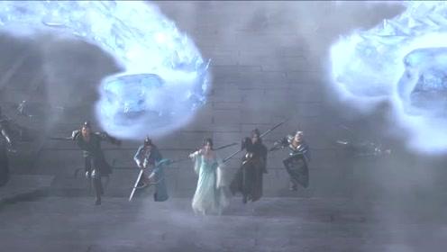 《翱翔:超凡之路》雪鹰五人众悍然杀入敌营,无敌之姿无人能挡!